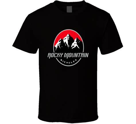 Kaos Rocky Bike Graphic 1 Oceanseven rocky mountain bicycles bike logo logo t shirt