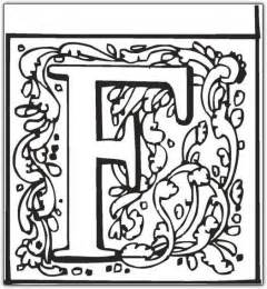 fancy coloring pages free coloring pages of fancy letter s