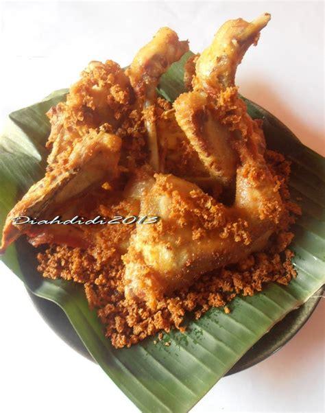Ayam Panggang Mbok Tiyem diah didi s kitchen ayam goreng kremes ala mbok berek