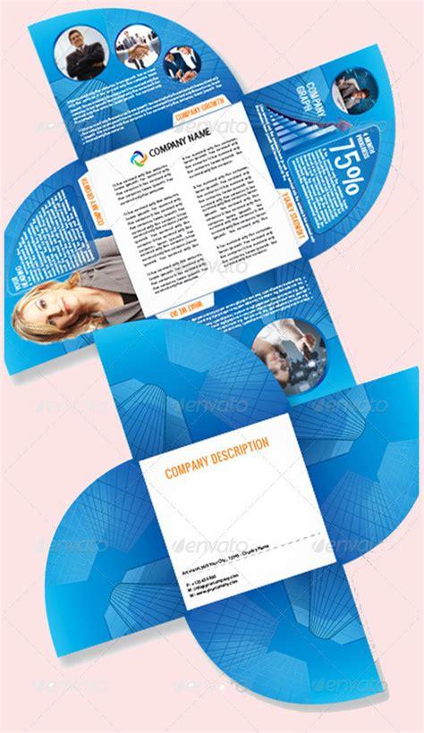 cool brochure templates 21 die cut brochure templates psd vector eps jpg