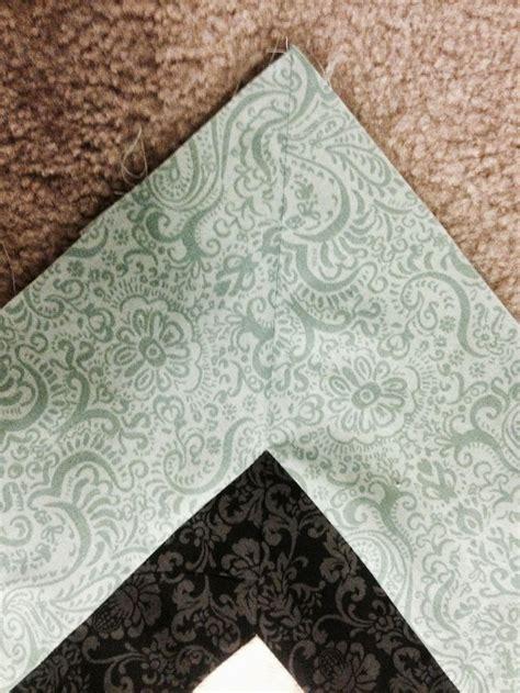 Mitered Corner Quilt by 17 Best Ideas About Mitered Corners On Quilt