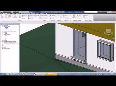 tutorial revit 2010 youtube video tutorial revit 2010 bow window sin familia http