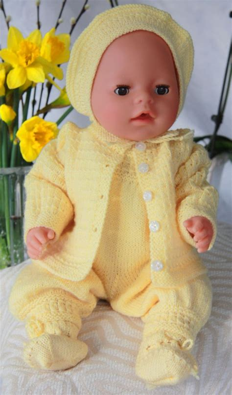 knitted doll clothes patterns free premature baby knitting patterns premature baby clothes