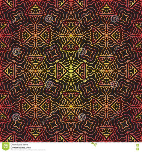 hippie tribal pattern vintage tribal ethnic backdrop stock vector image 73205109