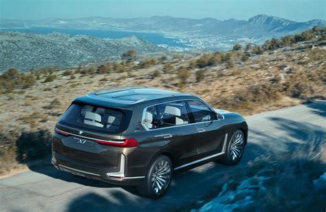 Bmw X7 by Bmw X7 Concept Jaguar S Future Frankfurt Auto Show