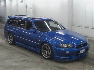 Nissan Gtr Wagon Nissan Skyline Gtr Wagon Nope Nissan Stagea With Gt R