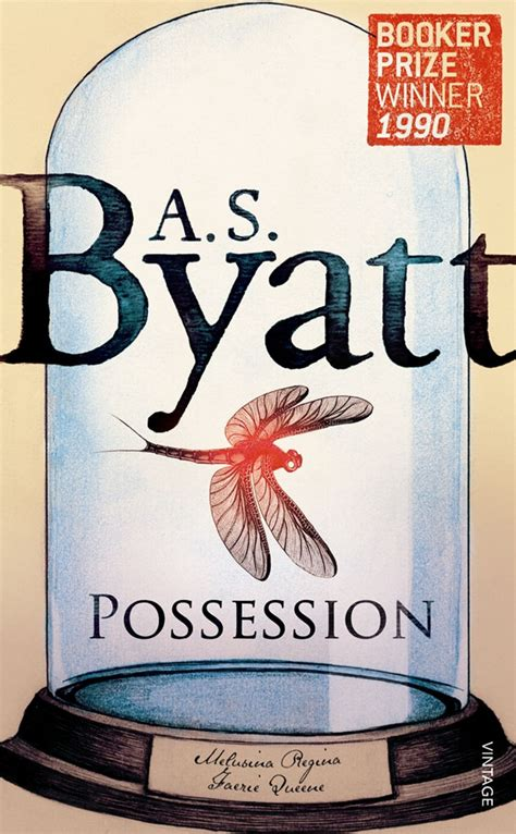 possession by a s byatt books my ego and entropy