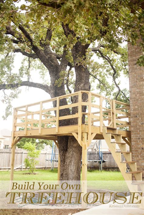 build your own building build your own treehouse