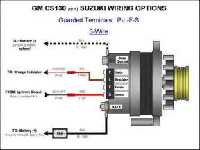 cs130 gm alternator 105a wiring help page 2