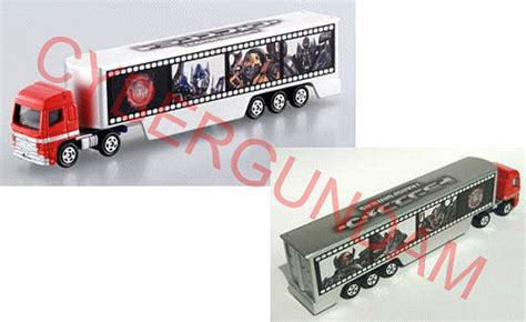 Takara Tomy Tomica Transformers Optimus Prime 14 Murah new takara tomy tomica vehicle images transformers news tfw2005
