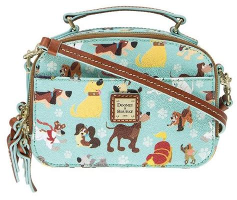 dooney and bourke disney dogs new dooney and bourke print featuring disney dogs found and available here disney news
