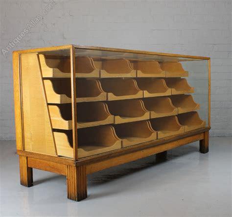 Vintage Haberdashery Shop Cabinet.   Antiques Atlas