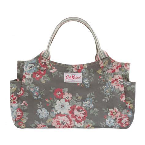 Day Bag by Cath Kidston Pembridge Day Bag Khaki Floral Cath