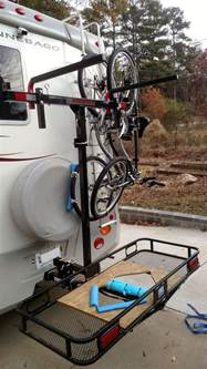 14 best images about diy rv kayak rack on