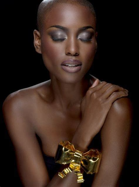 beautiful black bald women with leak 311 best we bald women rock images on pinterest