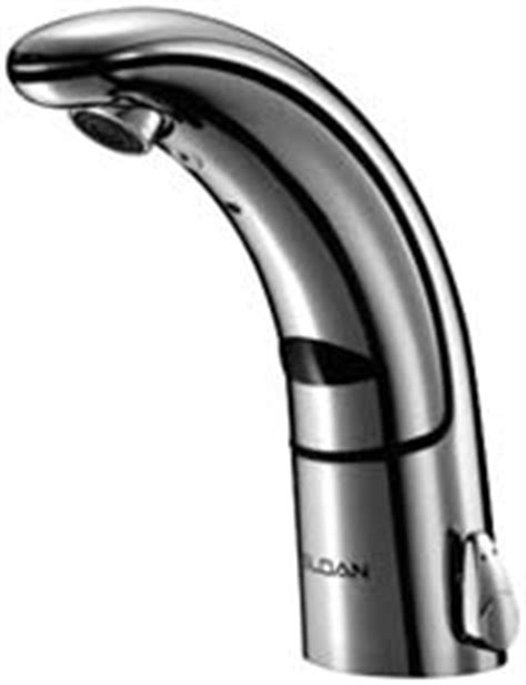 sloan battery operated commercial lavatory faucets