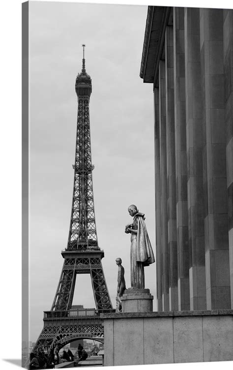 Eiffel Tower is a 19th century iron lattice tower located