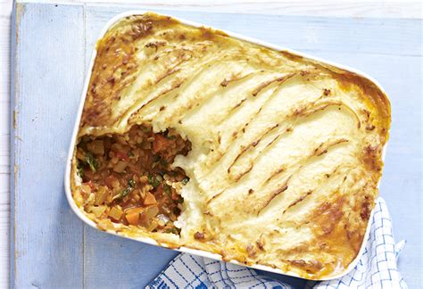 Lentil Cottage Pie by Berry S Vegetable And Lentil Cottage Pie Baby