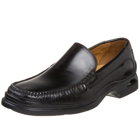 cole haan loafers mens cole haan mens santa barbara loafer in black for lyst