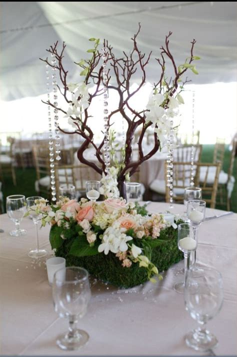 black manzanita tree centerpieces the world s catalog of ideas