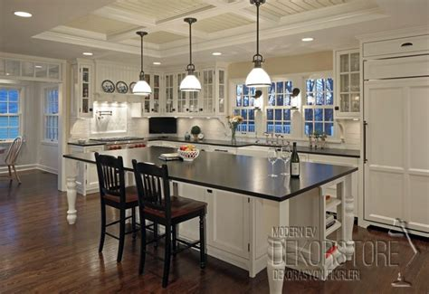 moda amerikan mutfak modeli galeri ev dekorasyon fikirleri 231 ok şık amerikan mutfak modeli dekorstore
