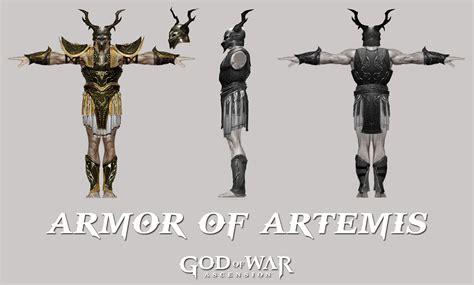 armor of artemis god of war wiki ascension armor of artemis god of war wiki ascension ghost of