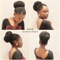 ghanians hairstyle ghana braids are back nash amber