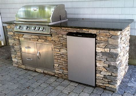 outdoor island kitchen outdoor kitchen and bbq island kits oxbox