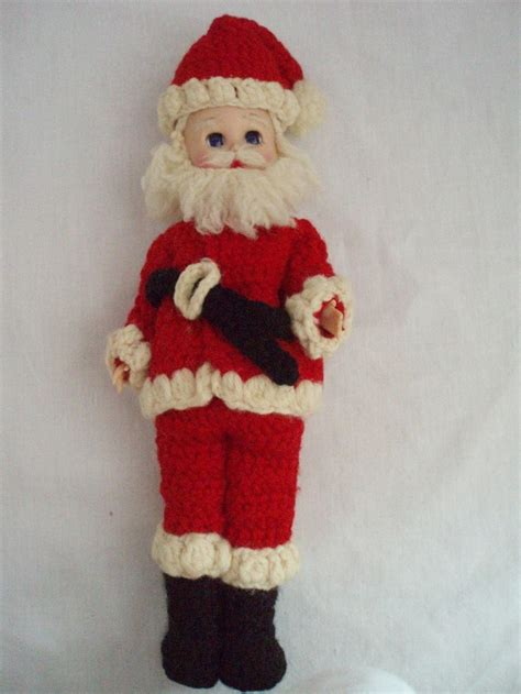 Handmade Santa Claus Dolls - 17 best images about dolls on antiques