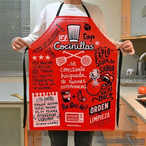delantales de cocina divertidos para hombres delantales de cocina divertidos para hombres sorpr 233 ndele