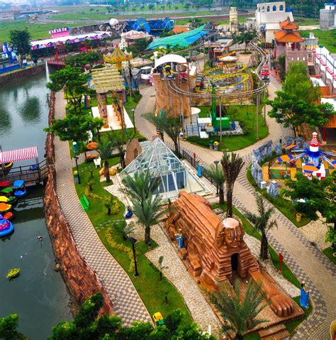 theme park adalah cinta keluarga bermula di citraraya tangerang aktivitas