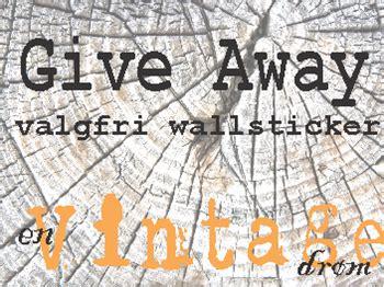 Wallstiker 5d en vintage dr 248 m gratis wallsticker