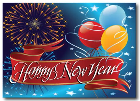 new year postcard happy new year postcard 2016 pc7512 harrison greetings
