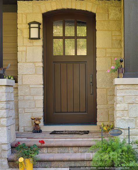 single front doors classic collection solid wood front entry door