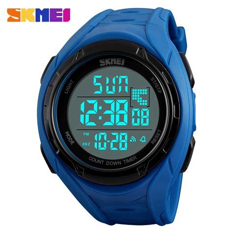 Skmei Digital Pria Dg1118 Diskon skmei jam tangan digital pria 1313 blue jakartanotebook