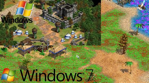 age of empires age of empires ii colors patchs for windows 7 file mod db