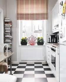 Black And White Kitchen Floor Ideas by Black Amp White Kitchen Floors Being Brazen