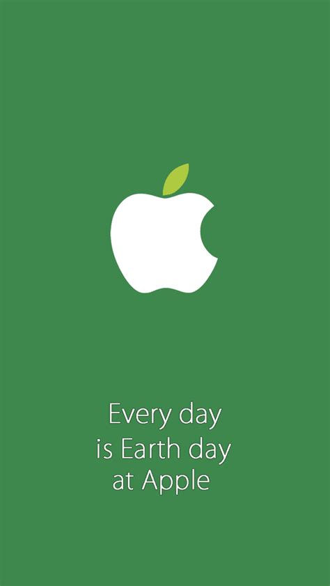 apple wallpaper earth day every day is earth day at apple wallforall