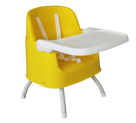 Babysafe Booster Seat high chair and booster seat yellow baby safe