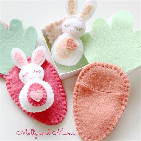crafts with felt 25 best ideas about felt bunny on felt crafts