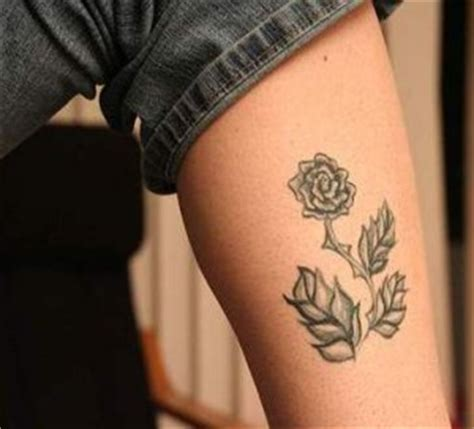 black rose with thorns tattoo 14 awesome black tattoos worth seeing