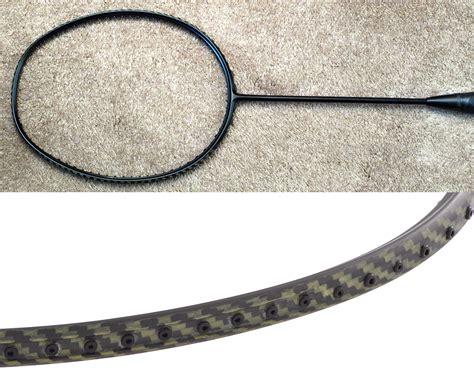 Raket Badminton Original Ashaway Sabre 55 fs panda power revelation precision pro v3 prototype
