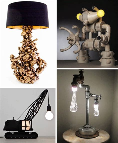 Cool Modern Lamps 35 unique lamps that will light up your imagination urbanist