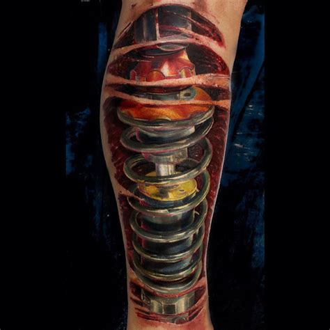 biomechanical tattoo on legs biomechanical leg best tattoo ideas designs