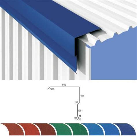 roofing sheet flashings gable flashing wholesaler