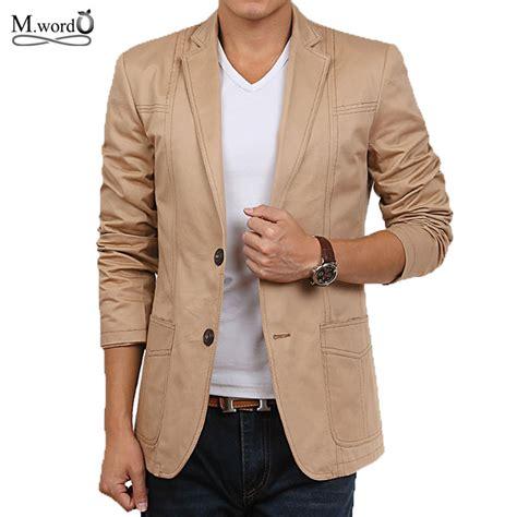 Blazer Jaket Fashion Pria Murah mens cotton blazer jacket fashion ql