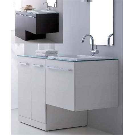 mobili bagno porta lavatrice mobile bagno vip mobile moderno con coprilavatrice mc