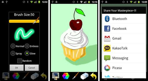 android paint app best android apps for freehand drawing or doodling android authority
