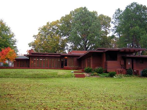usonian house photo