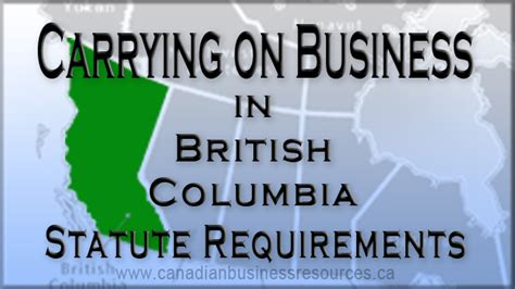 Requirements For Columbia Mba by Carry On Business In Columbia